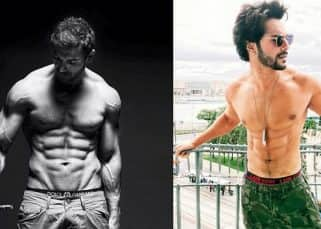 Varun Dhawan, John Abraham and other shirtless actors who must be held responsible for the unbearable October heat!