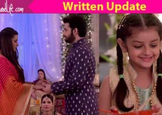 Kasam 27th October 2017 Written Update Of Full Episode: Rishi plots to make Tanuja stay with him forever