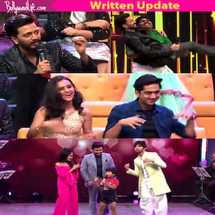 Sa Re Ga Ma Pa Li'l Champs 22nd October 2017: Vaishnav Girish and Jayas Kumar leave Riteish Deshmukh and Faster Fene Amey Wagh enthralled