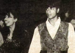 We are dying to know what made Gauri Khan laugh out loud but left Shah Rukh Khan unimpressed in this throwback picture