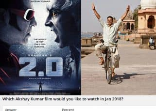 Akshay Kumar fans are more excited to watch 2.0 than Padman