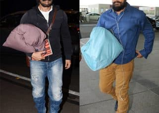 Not Kiran Rao but this is Aamir Khan's constant companion for all his travels - view HQ pics