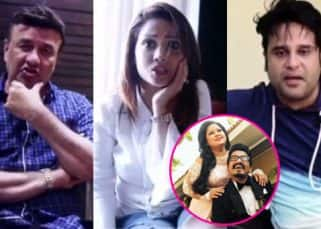 Adaa Khan, Krushna Abhishek, Anu Malik are all mighty excited for Bharti Singh's marriage but their reactions will make you ROFL - watch video
