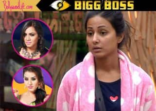 Bigg Boss 11: Arshi Khan's comment on skin tan upsets Hina Khan's fans but we don't know why