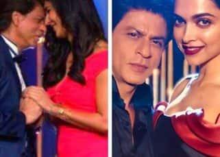 Is Deepika Padukone doing a cameo in Shah Rukh Khan and Katrina Kaif's Aanand L Rai film? View pic