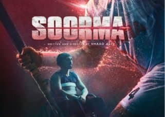 Soorma first poster: Diljit Dosanjh goes all out to tell you the awe-inspiring story of Indian hockey legend Sandeep Singh