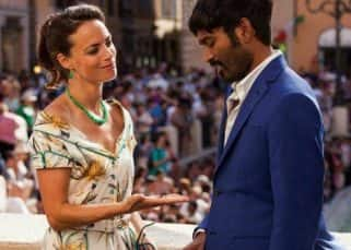 First look of Dhanush's Hollywood debut with Bérénice Bejo is out and it's making us curious