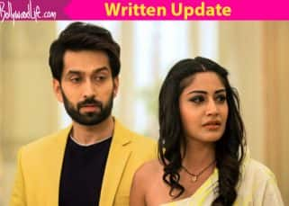 Ishqbaaz 16 November 2017, Written Update of Full Episode: Dinky puts Shivika in a spot by announcing Anika's pregnancy news in the family