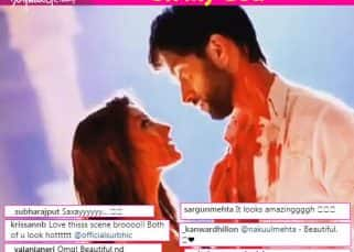 Not just fans, TV actors have also gone WILD after seeing Nakuul Mehta-Surbhi Chandna's colourful consummation in Ishqbaaaz