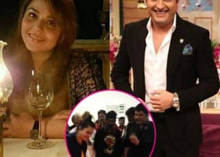 Quashing all break up reports, Kapil Sharma celebrates girlfriend Ginni Chathrath's birthday - View pics
