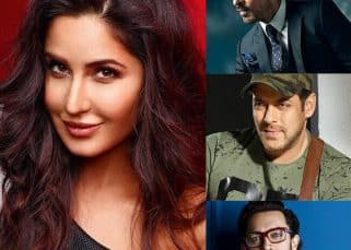Katrina Kaif in Salman Khan's Tiger Zinda Hai, Shah Rukh Khan's Aanand L Rai film or Aamir Khan's Thugs of Hindostan - which film are you more excited to watch?