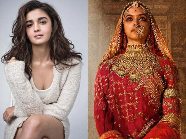 Padmavati row: Alia Bhatt shocked over the murder of a man as a mark of protest against the film