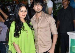 Padmini Kolhapure's son Priyank Sharma all set for his Bollywood debut