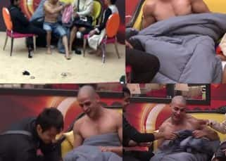 Bigg Boss 11: Priyank Sharma STRIPS NAKED in front of Hina Khan - view pics