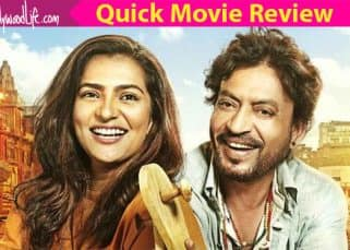 Qarib Qarib Singlle Quick Movie Review: Irrfan Khan-Parvathy's film is a refreshing take on love, relationship and everything in between