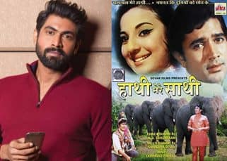 Rana Daggubati to step into Rajesh Khanna's shoes for the trilingual remake of Haathi Mere Saathi