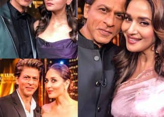 Shah Rukh Khan's cute message for Alia Bhatt, Kareena Kapoor Khan and Madhuri Dixit will truly melt your heart - Read Tweet