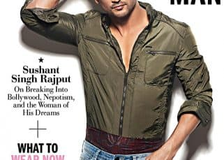 If looks could kill, Sushant Singh Rajput would be imprisoned for looking so unconventionally hot in this magazine shoot