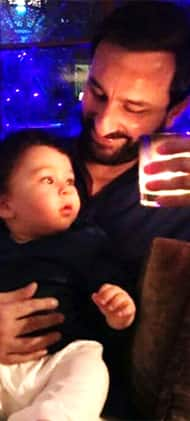 Taimur gets the most expensive gift from daddy Saif on this Children's Day