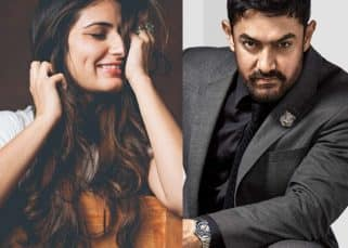 EXCLUSIVE! Aamir Khan and Fatima Sana Shaikh shoot a racy dance number for Thugs Of Hindostan
