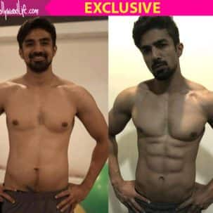 Bollywood news and gossip bollywood movie reviews songs and after gaining weight post a major back injury saqib saleem shows us the way to altavistaventures Images