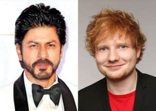 Ed Sheeran: A film with Shah Rukh Khan would be quite cool