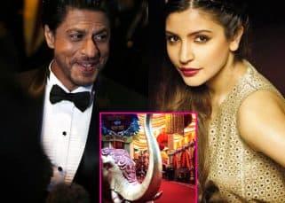 Are these Shah Rukh Khan and Anushka Sharma's character names in Aanand L Rai's dwarf film?