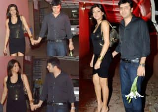 Sushmita Sen and boyfriend Ritik Bhasin break-up after dating for four years!