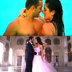 From Maine Pyar Kyun Kiya to Tiger Zinda Hai: 5 romantic stills from Salman Khan and Katrina Kaif's songs that will give you all the feels!