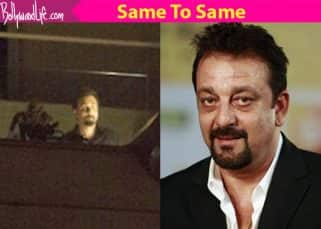 LEAKED! Ranbir Kapoor looks like a spitting image of Sanjay Dutt in these latest pics from the sets of Dutt biopic