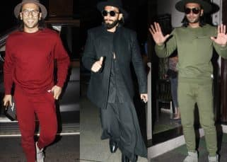 Let Ranveer Singh show you how to beat MONDAY BLUES with these solid-coloured attires