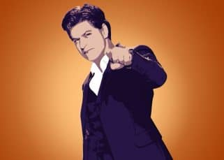 A die-hard Shah Rukh Khan fan gives you A to Z of the King of Hearts...