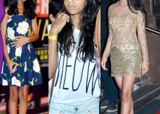 From being shy to sensational; here's Suhana Khan's DRASTIC transformation over the years - view pics