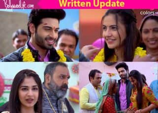 Udaan 13th November 2017 Written Update Of Full Episode: Chakor is back in Azadhganj giving Kamal Narayan and Imli nightmares
