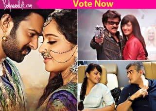 Prabhas, Ajith, Vijay, Rajinikanth: Who looks best with Anushka Shetty?
