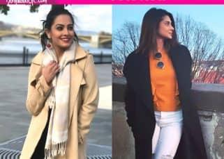 Jennifer Winget or Anita Hassanandani - who wore the trench coat better?