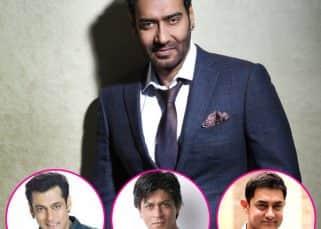 Ajay Devgn's new tactic will surely surprise Shah Rukh Khan, Salman Khan and Aamir Khan