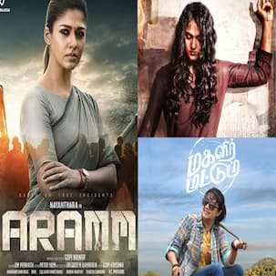 Nayanthara's Aramm, Anushka Shetty's Bhaagamathie, Jyothika's Magalir Mattum - Women-centric films in South that are turning out to be gamechangers
