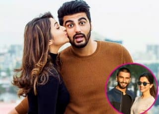 Arjun Kapoor and Parineeti Chopra are taking cues from Ranveer Singh and Deepika Padukone for Sandeep Aur Pinky Faraar - here's how