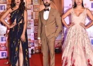 ITA Awards 2017 Best Dressed: Jennifer Winget, Mouni Roy, Nakuul Mehta add glamour to the red carpet