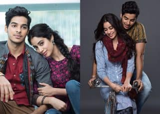 Janhvi Kapoor and Ishaan Khattar are making our hearts go 'Dhadak' with their simple yet beautiful romance!