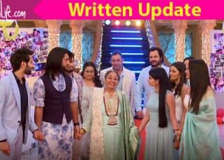 Ishqbaaz 15 November 2017, Written Update of Full Episode: Dinky reveals that she laid a trap for ShivOmRu but they proved to be loyal husbands