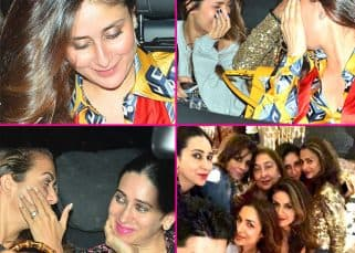 [Inside Pics] Kareena Kapoor Khan parties hard with her favourite squad and makes midweek look like a weekend!