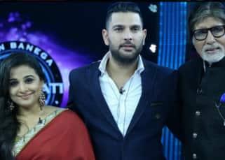 Kaun Banega Crorepati 9 Grand Finale: Yuvraj Singh gets emotional talking about his fight with cancer while Vidya Balan's GK is impressive!