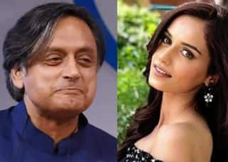 Shashi Tharoor apologizes on Twitter after making fun of Miss World 2017 Manushi Chhillar's surname