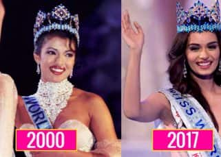 Miss World 2017: Haryana girl Manushi Chhillar ends India's dry spell at the International beauty pageant by reclaiming the crown 17 years after Priyanka Chopra's epic win