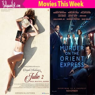 Movies This Week: Julie 2, Murder on the Orient Express