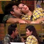 Bigg Boss 11: Puneesh Sharma tries to convince Bandagi Kalra for a quickie in the bathroom but she is doubtful about it