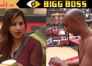 Bigg Boss 11: Akash Dadlani asks Shilpa Shinde to apply lotion on his butt and this is how she reacts
