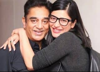 Shruti Haasan has a special message for her Bapuji, Kamal Haasan on his birthday - check it out